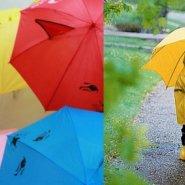 d308e7159b0 Ilusad värvilised kõrvadega vihmavarjud lastele vaid 3.90 ...