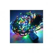 884797b89a5 Mitmevärvilised LED tuledega valgusketid. 8-meetrine 100 tulukesega  valguskett.