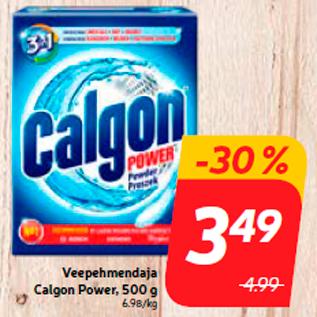 Allahindlus - Veepehmendaja Calgon Power, 500 g