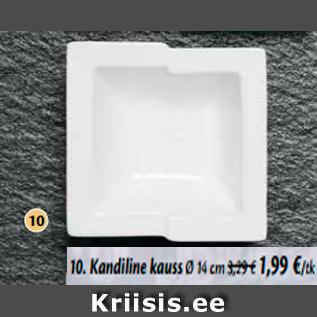 c953734bb1e Kandiline kauss Ø 14 cm - Allahindlus - Maxima XX, XXX - Kriisis.ee ...