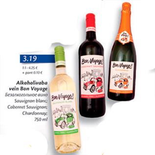 9de5362719b Alkoholivaba vein Bon Voyage - Allahindlus - Maxima XX, XXX ...