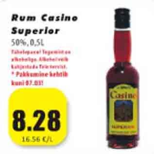 Ром Casino Цена