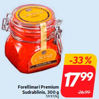 Allahindlus - Forellimari Premium