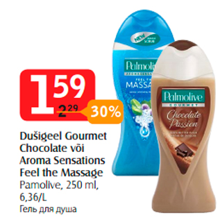 e73d59853a4 Allahindlus - Dušigeel Gourmet Chocolate või Aroma Sensations Feel the  Massage
