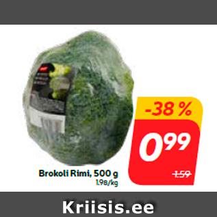 Allahindlus - Brokoli Rimi, 500 g
