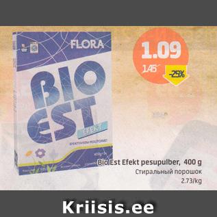 d7ac1b75abb Bio Est Efekt pesupulber, 400 g - Allahindlus - Säästumarket ...