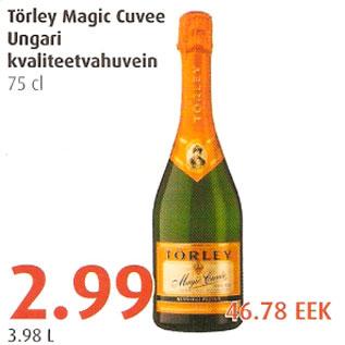 Allahindlus - Törley Magic Curvee Ungari kvaliteetvahuvein