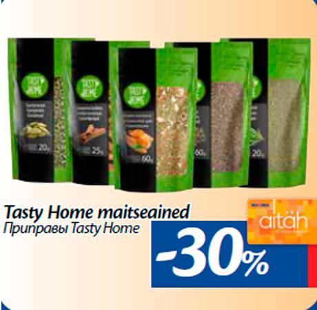 Tasty Home maitseained -30%