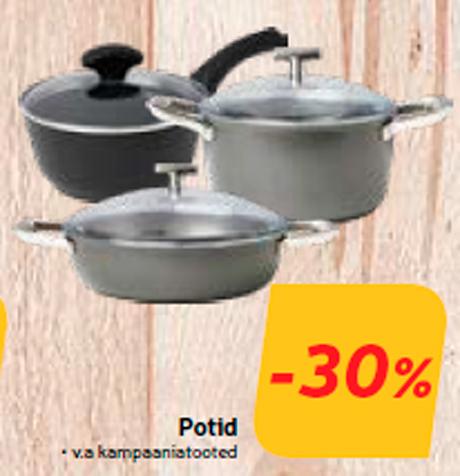 Potid  -30%