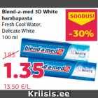 Blend-a-med 3D White hambapasta