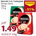 Nescafe 3 in 1 kohvijook