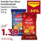 Estrella Fine Slices kartulikrõpsud