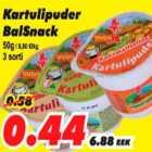 Магазин:Grossi,Скидка:Картофельное пюре