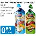 RACIO CORNIES MAISILEIVAKESED 115 g