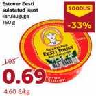 Estover Eesti sulatatud juust