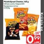 Maisikrõpsud Cheetos, 165 g