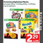 Hommikusöögihelbed Nestle