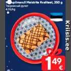 Kohupiimarull Meistrite Kvaliteet, 350 g