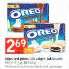 Küpsetus piima- või valges šokolaadis