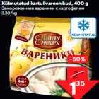 Allahindlus: Külmutatud kartulivareenikud, 400 g