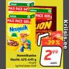Allahindlus: Hommikueine Nestlé, 625-645 g