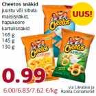 Cheetos snäkid