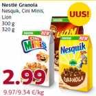 Nestlé Granola