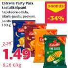 Estrella Party Pack kartulikrõpsud