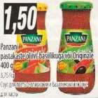 Allahindlus - Panzani pastakaste oliivi-basiilikuga või Originale
