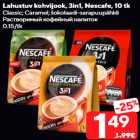 Allahindlus - Lahustuv kohvijook, 3in1, Nescafe, 10 tk