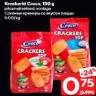 Allahindlus - Kreekerid Croco, 150 g