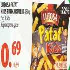 Магазин:Maksimarket, Konsum, AjaO,Скидка:Картофель фри