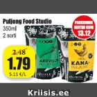 Allahindlus - Puljong Food Studio