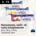 Магазин:Selver,Скидка:Творожный крем