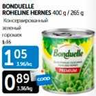 Allahindlus - BONDUELLE ROHELINE HERNES