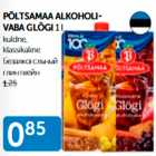 PÕLTSAMAA ALKOHOLIVABA GLÖGI 1 l