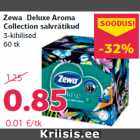 Allahindlus - Zewa Deluxe Aroma