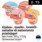 Allahindlus - Ahjuõuna-, maasika-, karamellimaitseline või maitsestamata proteiinijogurt