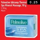 Palmolive tükiseep Thermal Spa Mineral Massage, 90 g