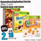 Allahindlus: Hommikusöögihelbed Nestle