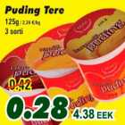 Allahindlus - Puding Tere