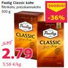 Paulig Classic kohv