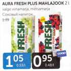 AURA FRESH PLUS MAHLAJOOK 2 L