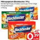 Allahindlus - Mikropopkorn Blockbuster, 99 g