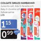 COLGATE SMILES HAMBAHARI