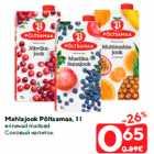 Магазин:Maxima,Скидка:Соковый напиток