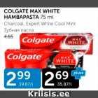 Allahindlus - COLGATE MAX WHITE HAMBAPASTA 75 ML