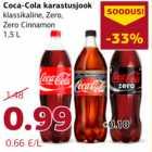 Allahindlus - Coca-Cola karastusjook