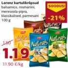 Магазин:Comarket,Скидка:Картофельные чипсы Lorenz