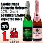 Allahindlus - Alkoholivaba Vahuvein Mežezers